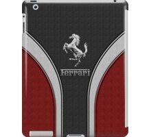 Ferrari Lover [NEW ~ Silver] iPad Case/Skin