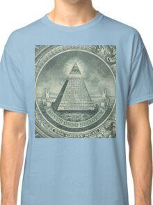 Illuminati and Biscuits Classic T-Shirt
