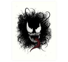 symbiote Art Print