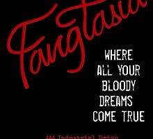 Fangtasia - bloody dreams by merewen