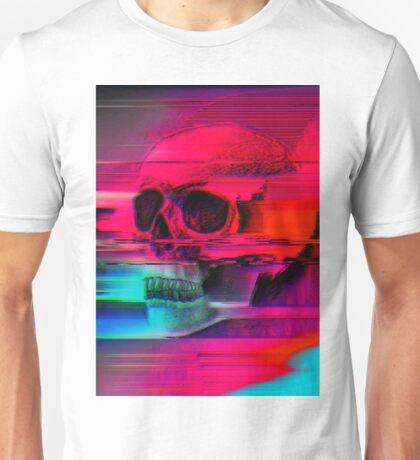 Mortality Glitch Unisex T-Shirt