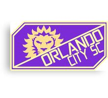Orlando City Canvas Print