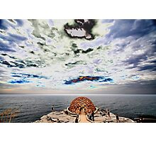 Dome Sculpture @ Sculptures By The Sea 2012 Photographic Print