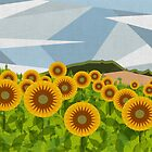 SUNFLOWERS by AbsentisDesigns