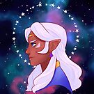 Princess Allura by kickingshoes