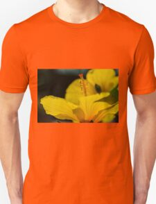 Yellow Delight  Unisex T-Shirt