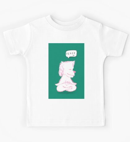 Yoga Puppy Kids Tee