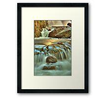 Nigothoruk Creek, Alpine NP Framed Print
