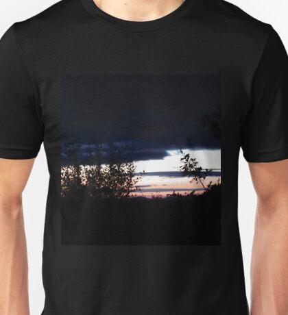 Sligo Sunset, Donegal, Ireland Unisex T-Shirt