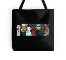 Monster Squad Tote Bag