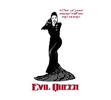 Evil Queen - Victory is Mine by rebel-angel