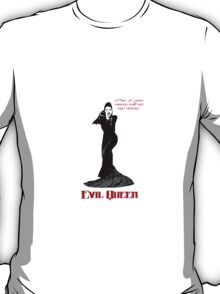 Evil Queen - Victory is Mine T-Shirt