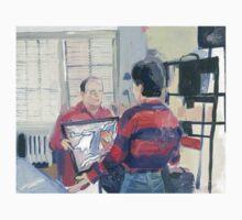Seinfeld Painted by heyericamay