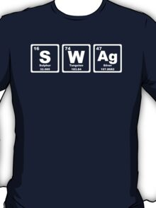 Swag - Periodic Table T-Shirt