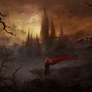 World of Shadowgate by zojoi
