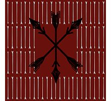 We need three arrows (no title version) Photographic Print
