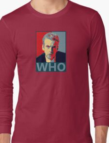 Who? Long Sleeve T-Shirt