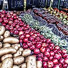 The greengrocers by Asrais