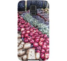 The greengrocers Samsung Galaxy Case/Skin