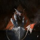 NES Homage Shadowgate by zojoi