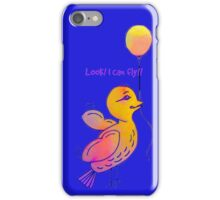 I can fly iPhone Case/Skin