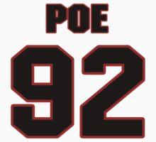NFL Player Dontari Poe ninetytwo 92 by imsport