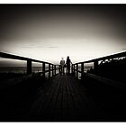 Sylt - Sundown #7 by Ronny Falkenstein