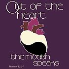 Out Of The Heart by Patricia Howitt