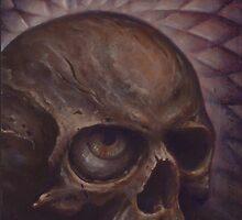 Deanna's eye  by thomasjart