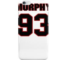 NFL Player Trent Murphy ninetythree 93 iPhone Case/Skin