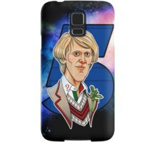 The Fifth Doctor Samsung Galaxy Case/Skin