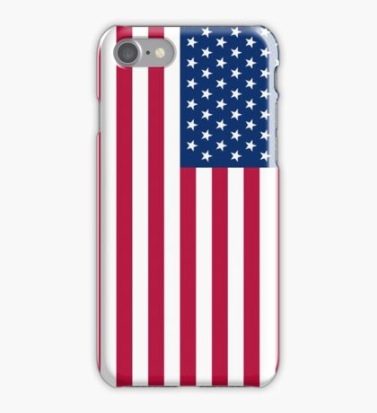 Flag of the United States iPhone Case/Skin