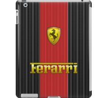 Ferrari Lover #3 [Gold - Red] #2 iPad Case/Skin