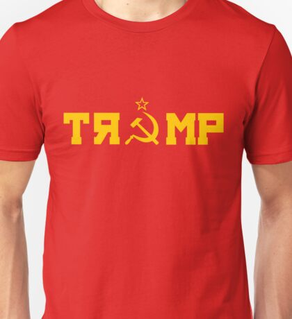 Comrade Trump Unisex T-Shirt