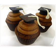 Graduation Cupcakes - By Haydene - NZ Poster