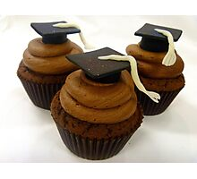 Graduation Cupcakes - By Haydene - NZ Photographic Print