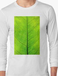 Lemon leaf Long Sleeve T-Shirt