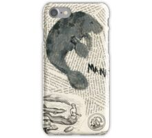 Manatee iPhone Case/Skin