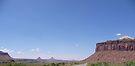 Approaching Canyonlands from Indian Creek by nealbarnett