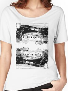 City Reflection Women's Relaxed Fit T-Shirt