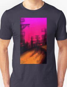 Twilight in the city Unisex T-Shirt