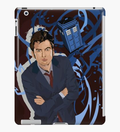 Ten iPad Case/Skin