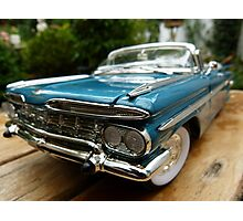 Chevrolet Impala Photographic Print