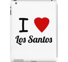 I Heart Los Santos iPad Case/Skin