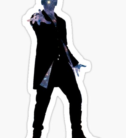 Time Lord 2 Sticker