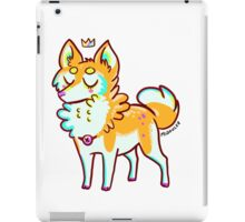 Tiny Shiba Inu puppy iPad Case/Skin