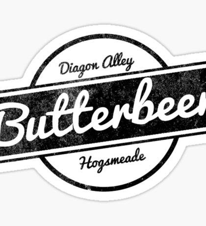 Butterbeer Sticker