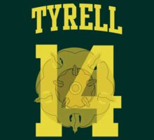 House Tyrell Jersey by iamthevale