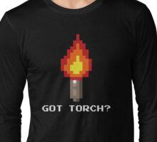 Got Torch? Long Sleeve T-Shirt
