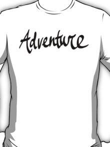 Adventure x Blue T-Shirt